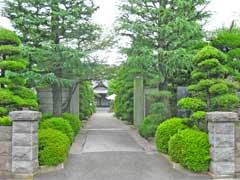 龍慶寺山門