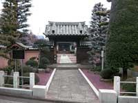 薬師寺山門