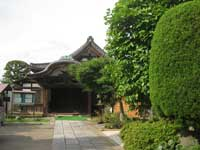 易行院竹の塚霊園