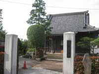 東陽寺山門