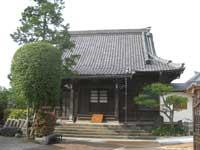 東陽寺本堂