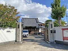 福寿院山門