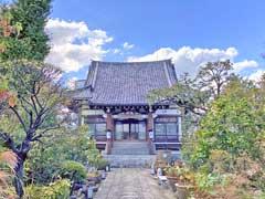 実性寺本堂