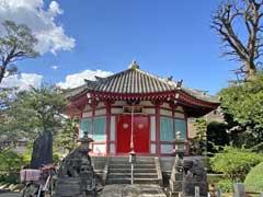 正覚院釈迦堂