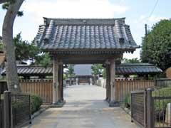 應現寺山門