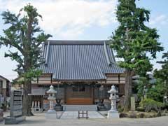 應現寺本堂