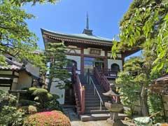 東岳寺本堂
