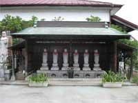 円通寺六地蔵