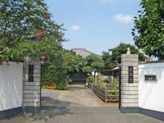 三蔵院山門