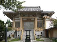 円泉寺本堂