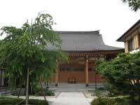 地福寺外観