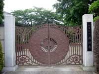満願寺西門