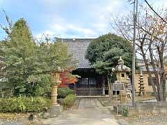 善応寺本堂