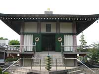 瑞応寺本堂