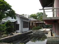 瑞応寺境内