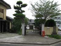 立應寺山門