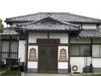 立應寺本堂