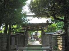 慈眼寺山門