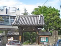 清亮寺山門