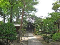 清亮寺本堂