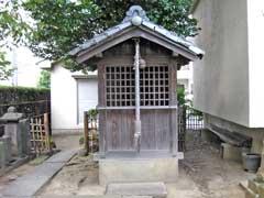 阿弥陀院六地蔵