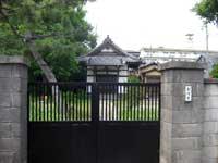 普門寺外観