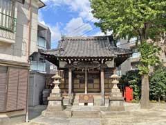 足立氷川神社
