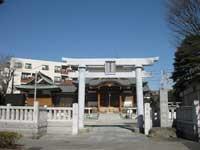西ノ宮稲荷神社鳥居