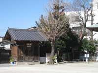 西ノ宮稲荷神社三社殿