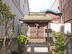新道地守稲荷神社
