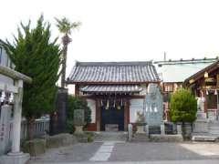 足立高砂神社社殿