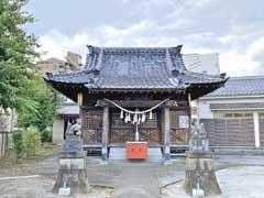 四ツ家稲荷神社