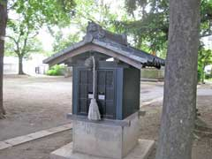 淵の宮氷川神社熱田社