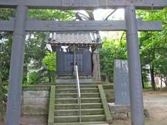 淵の宮氷川神社浅間社