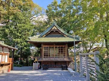大鷲神社神楽殿