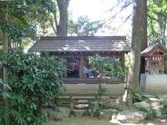 大鷲神社拝殿