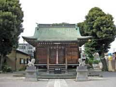 堀之内氷川神社