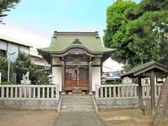 加賀稲荷神社
