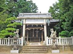 加平天祖神社
