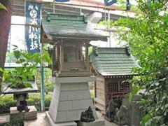 江北氷川神社神楽殿