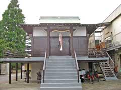 上沼田北野神社