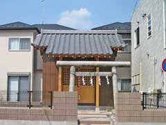 古千谷浅間神社
