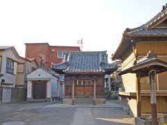 本木御嶽神社