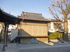 本木御嶽神社神楽殿