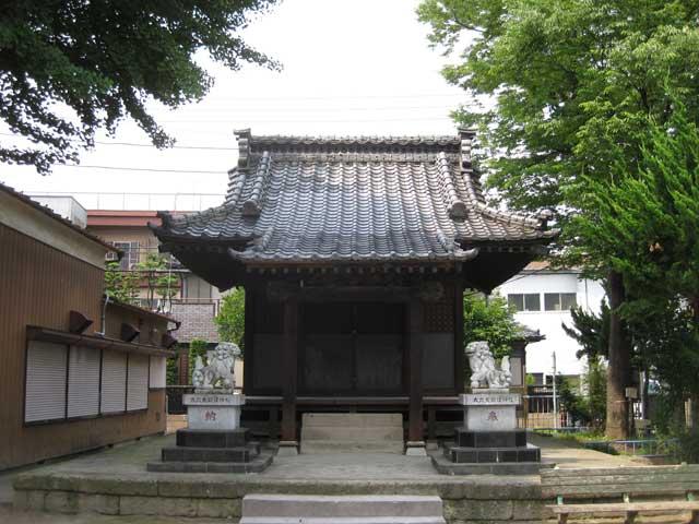 本木胡録神社