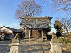 中川氷川神社