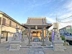 長門八幡神社