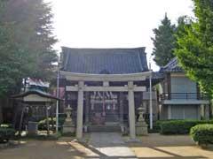 西新井氷川神社