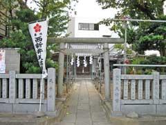 西新井北野神社社殿