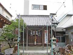 西新井北野神社